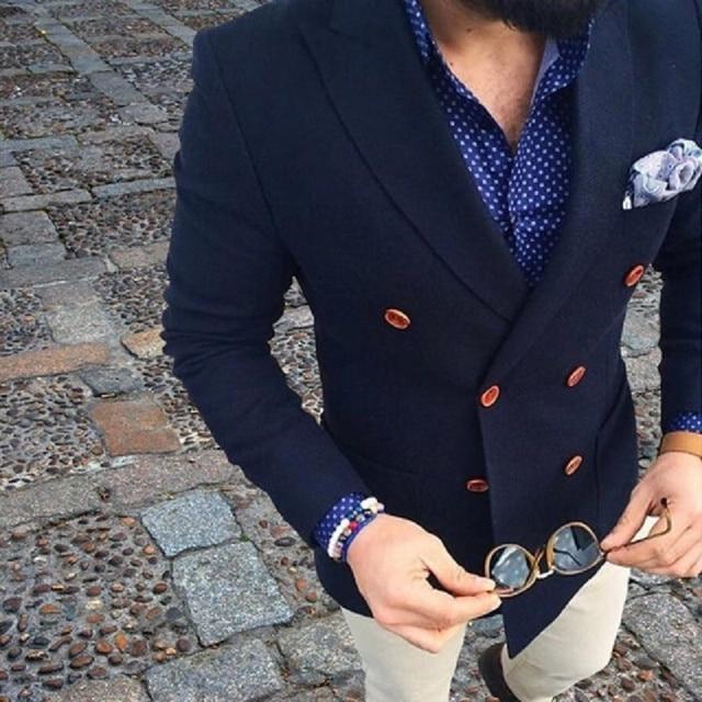 64c36771adc azul trajes Beige encargo Blazer marino Match novio amp  2 Gwenhwyfar  caballeros esmoquin Pantalones Mix especial 8wqPZFY