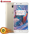 "Original Oneplus 3 Three A3000 6GB RAM 64GB ROM Snapdragon 820 Quad Core 5.5""FHD Android 6.0 4G LTE Mobile Phone Fingerprint"