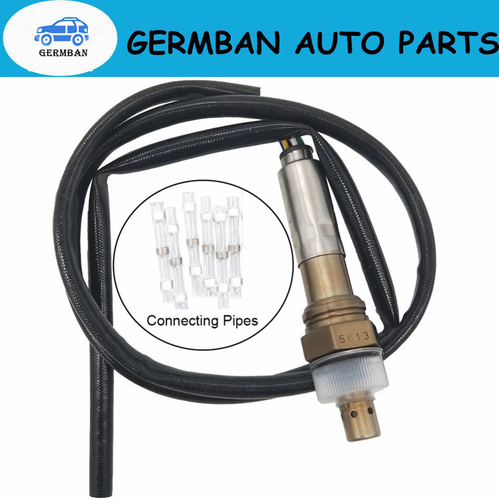 Nouvellement Original Nox capteur sonde 03C907807D 03C907807C Type 6 fils pour V W Golf V IV Touran Skoda 1.6L FSI 1.4 Audi 03C906807A