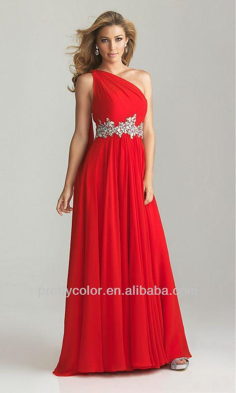 7687e5f45 vestidos de fiesta rojos para embarazadas