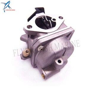 Image 1 - 3JE 03200 0 3JE032000 3JE032000M Outboard Motor Carburetor Assy for Tohatsu Nissan 4 stroke 6HP MFS6C NFS6C Boat Engine