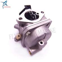 3JE 03200 0 3JE032000 3JE032000M карбюратор для подвесного двигателя в сборе для Tohatsu Nissan 4 тактный 6HP MFS6C NFS6C лодочный двигатель
