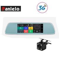 Panlelo V101 автомобиля gps навигации тире Камера Зеркало заднего вида Cam 3g/4G Интернет Wi Fi 1 ГБ Оперативная память 16 ГБ Встроенная память android 5,1 прил