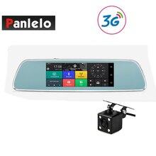 Panlelo V101 автомобиля gps навигации тире Камера Зеркало заднего вида Cam 3g/4G Интернет Wi-Fi 1 ГБ Оперативная память 16 Гб Встроенная память Android 5,1 приложение Управление
