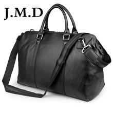 J.M.D 2017 New Arrival 100% Leather Briefcases Men's  Cow Leather Messenger Shoulder Bag Handbags Travel Bags 7322