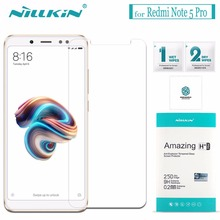 Xiaomi Redmi Note 7 6 5 Pro Закаленное стекло Защитная пленка Nillkin H Plus Pro Clear Flim Для Redmi Note 7 6 5 глобальная версия