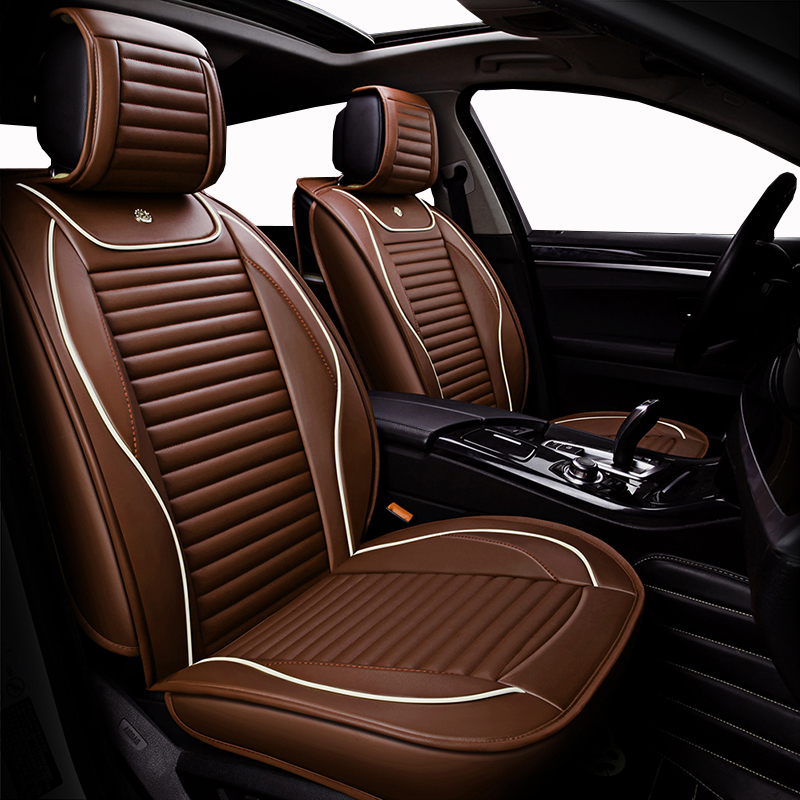 car seat cover automotive seats covers for Volkswagen vw passat b5 b6 b7 polo 4 5