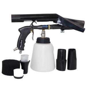 Image 2 - NEW Z 020 air regulator high quality bearring tube tornado gun combo vacuum adapter(2in1 clearn &vacuun )(1whole tornador gun)