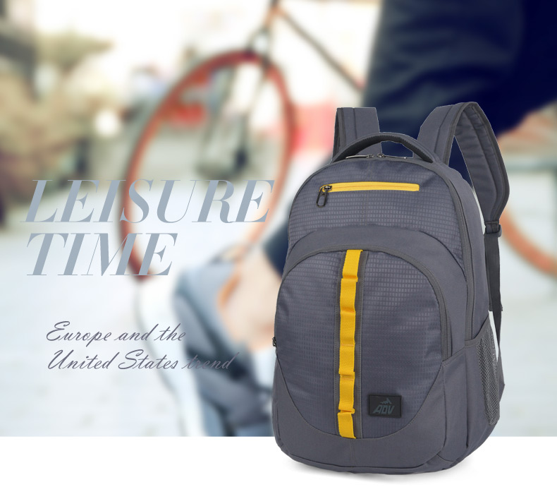 11cb1f7015f8 Adventteam waterproof Men casual backpack solid school bags for teenage  modern stylish rucksack multilayer daypacksUSD 24.98 piece