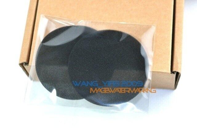 Fine épaisseur affiner les disques de tampons en mousse de son pour HIFIMAN HE4 HE500 HE300 HE400 HE400i HE400S He560 coussin éponge casque