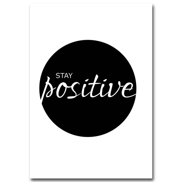 Tovar Nicoleshenting Smile Simple Quote Motivational Poster Prints
