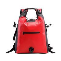 Outdoor Backpack Waterproof Bag Outdoor Sports Bag Swimming goods bag Leisure Travel Bag