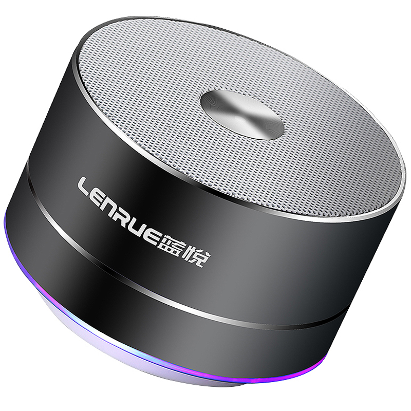 LENRUE Portable Wireless Speaker Stereo Bluetooth Mini Altoparlanti Portatili MP3 MINI Subwoof Intelligente Altoparlante