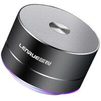 LENRUE Portable Wireless Bluetooth Speaker Stereo Mini Portable Speakers MP3 MINI Subwoof Smart Loudspeaker
