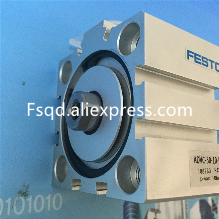 ADVC-32-5-P-A ADVC-32-10-P-A ADVC-32-15-P-A ADVC-32-20-P-A ADVC-32-25-P-A pneumatic cylinder  FESTO dhl ems new festo short stroke cylinder advc 12 10 a p a for industry use a1