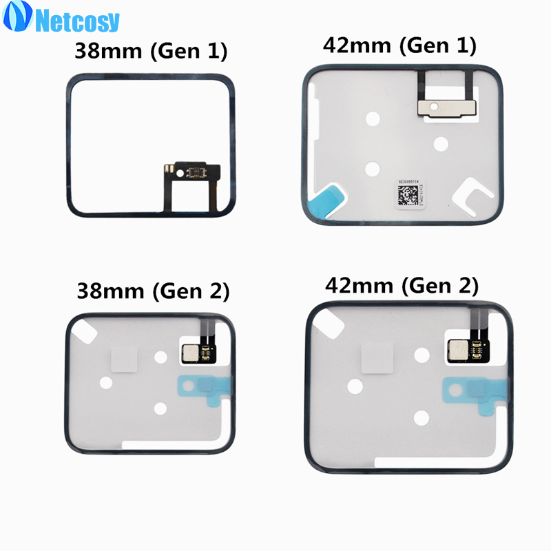Netcosy For apple watch Series 1&2 NEW Touch Screen Force Sensor Flex Cable Replacement Repair Part for Apple Watch 38mm 42mm