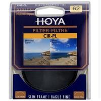 hoya 62mm cpl circulaire polarisator filter voor nikon canon dslr camera lens