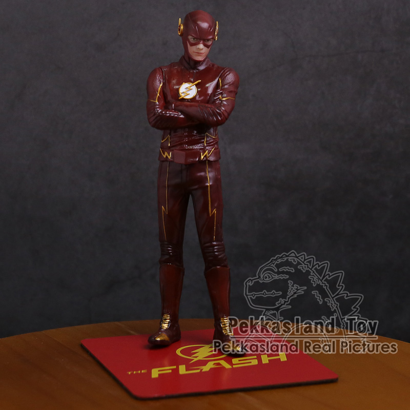 ARTFX + STATUE DC COMIC Justice League The Flash 1/10 Scale PVC Figure Collectible Model Toy image