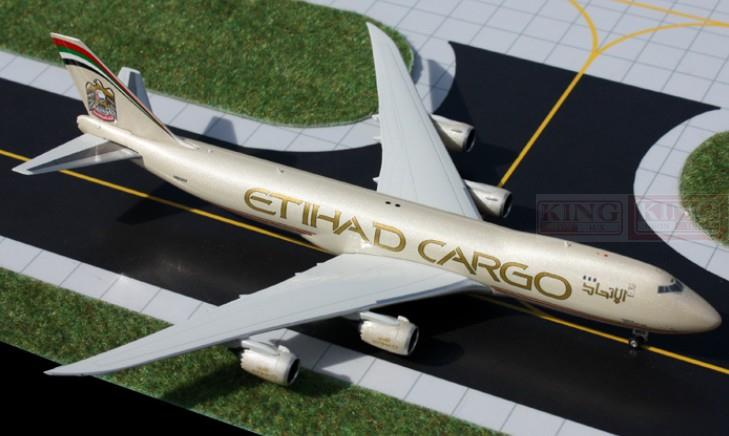 GeminiJets GJETD1328 B747-8F N855GT Cargo Etihad Airways commercial jetliners plane model hobby sale phoenix 11221 china southern airlines skyteam china b777 300er no 1 400 commercial jetliners plane model hobby
