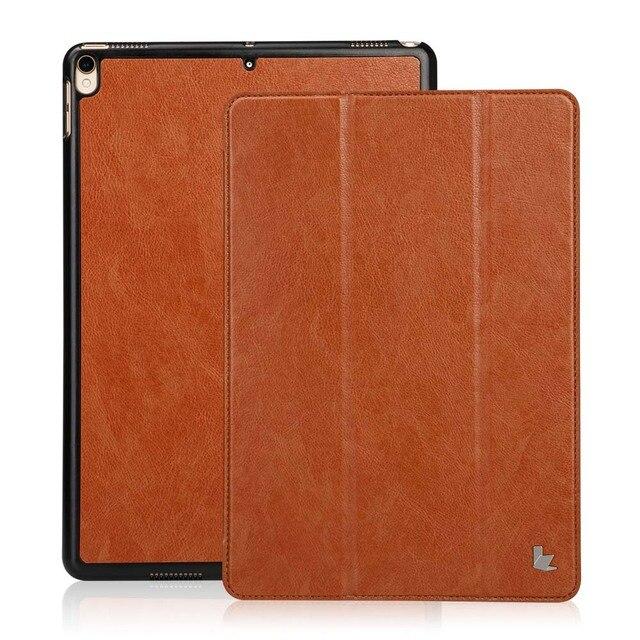 Brown Ipad pro cover apple ipad 5c649ed9e24ab