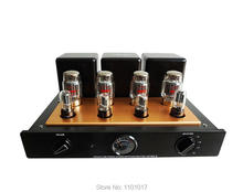 Meixing MINGDA MC368-B KT88 Push-Pull tube amplifier HIFI EXQUIS 50wx2 integrated lamp 6n8p (6SN7) AMP with remote