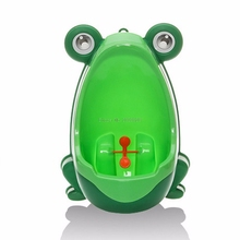 Frog Children Potty Toilet Training Kids Urinal for Boys Pee Trainer Bathroom -B116