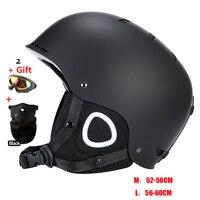 Moon Brand Authentic Adjustable Professional Ski Helmet Racing Ultralight Ladies Helmet High Quality For Women And
