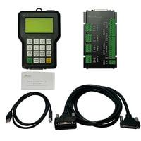 RichAuto DSP A11 CNC controller A11S Controller remote For CNC Router CNC DSP Controller DIY