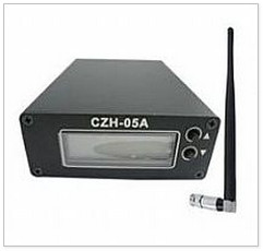 0.5W CZH-05A FM Transmitter Exciter TX Radio Stereo PLL LCD 88-108mhz + short antenna + Power Kit for cover 300M-1KM цена
