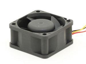 Image 4 - จัดส่งฟรี 3pin mute FD124020EB พัดลมระบายความร้อน 40x40x20 มม. สำหรับ Y.S Tech 12VDC 0.12A