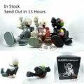 16 pulgadas Kaws compañero Kaws original fake rojo y gris negro medicom fábrica de juguetes prodct 100% cuadro verdadero