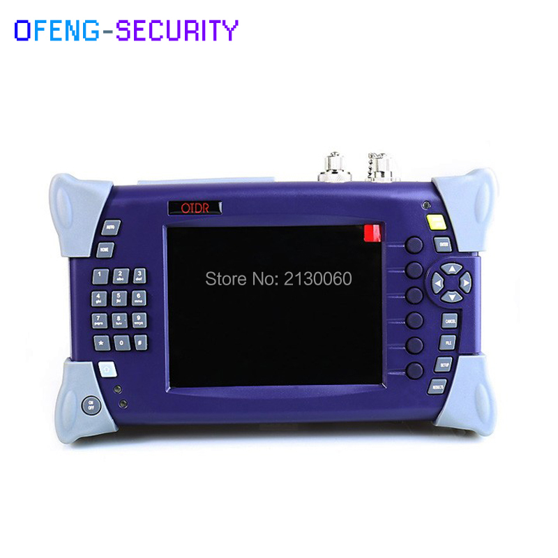 RY-OT2000 Cable Tester OTDR SM 1310/1550nm 15/16dB 5mW Visual Fault Locator VFL FTTx Breakpoint Tester