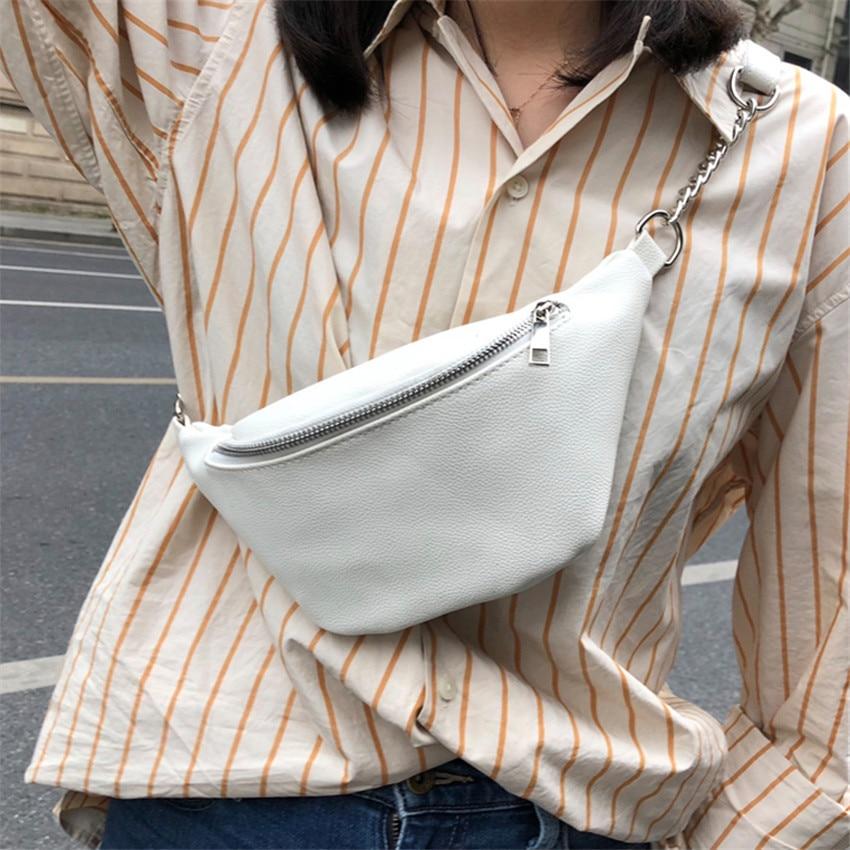 TOYOOSKY Kvinnor midja väskor mode varumärke designer kvinnlig - Bälten väskor - Foto 2