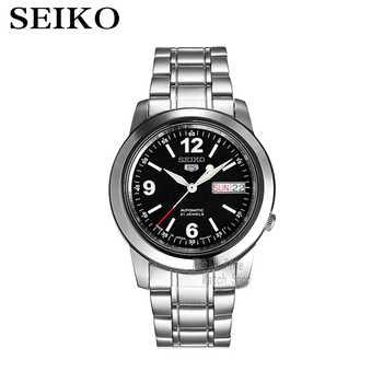 seiko watch men 5 automatic watch top brand luxury Sport men watch set waterproof mechanical military watch Relogio MasculinoSNK - DISCOUNT ITEM  5% OFF All Category