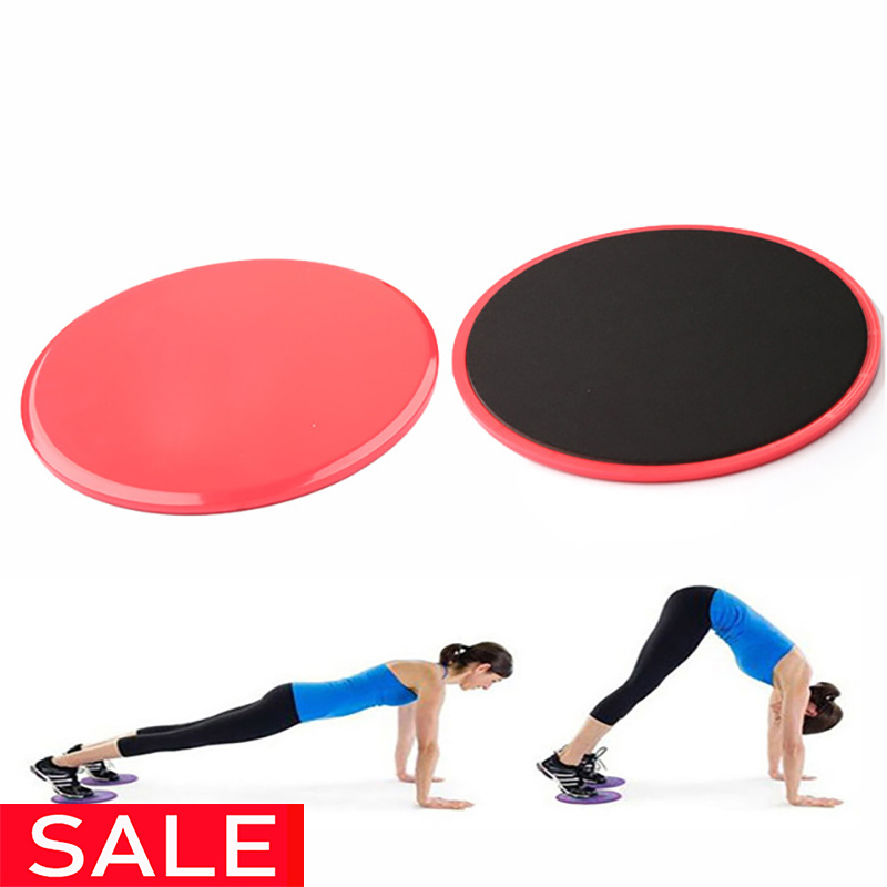 Gliding Discs Fitness Abdominal Workout Exercise Rapid Training Slider Glid Discs