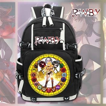 Рюкзак Красный белый черный желтый 1