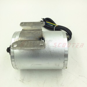 Image 4 - 1500ワット48ボルトブラシレス電気dcモータ1500ワット電動スクーターbldcモータbomaブラシレスモータw/取付ブラケット(スクーターパーツ)