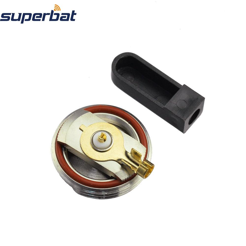 Superbat Fahrzeug Antenne 3 4 Loch Nmo Montieren Coaxial Anschluss Kabel Teplon Rg58