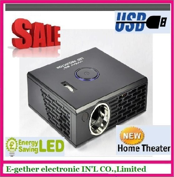 lowest price of MOV198 LED mini projector   native 1024*768 LED Beamer HD Ready LED Video Projector