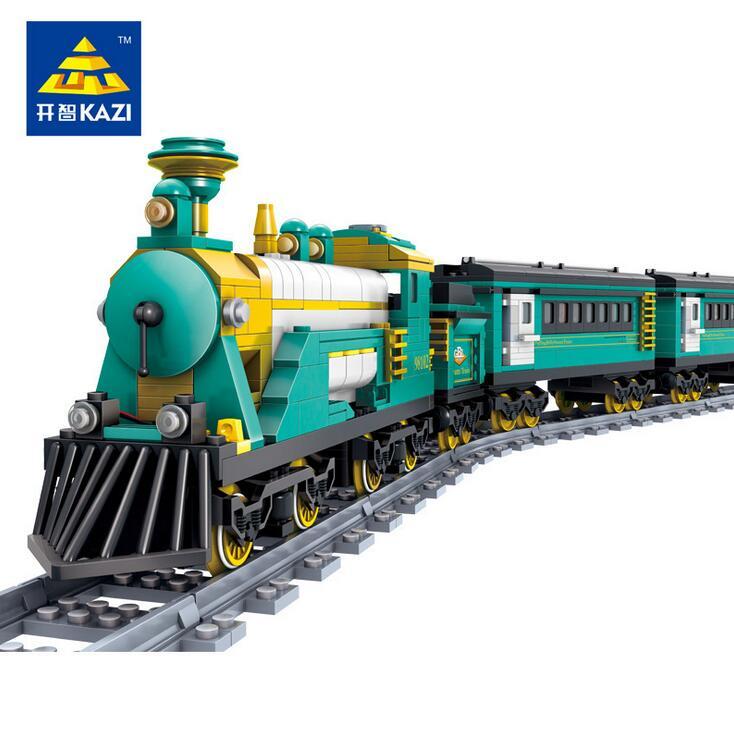 Steam, Train, Toys, Toy, KAZI, Container