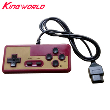Japanese style 8 bit console 7 Pin Plug Cable GamePad Controller for N-E-S with