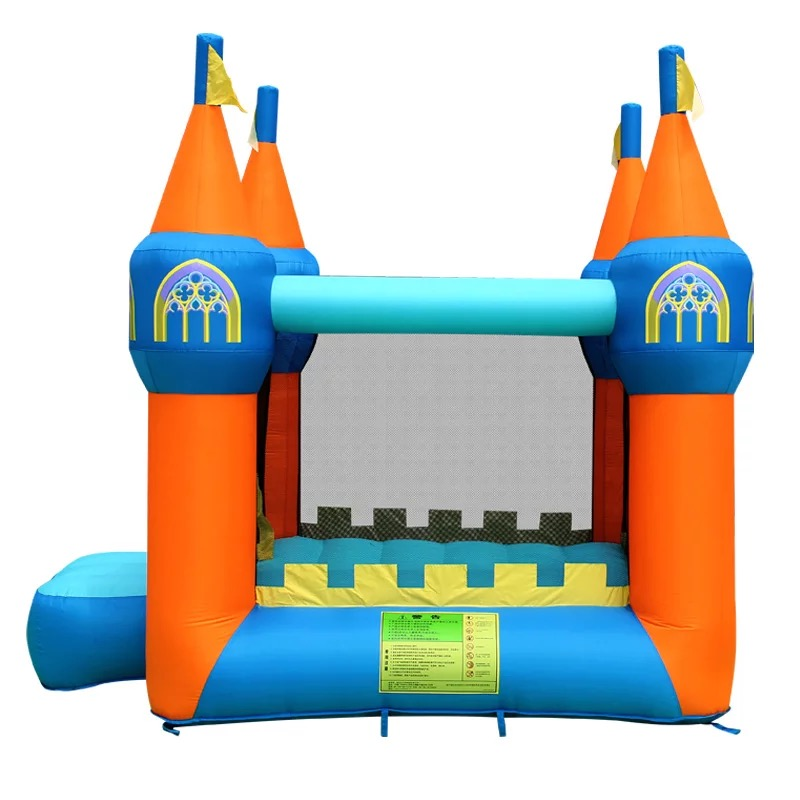 HTB13sr9PXXXXXa2apXXq6xXFXXXD - Mr. Fun Inflatable Bouncer house Trampoline Inflated Castle Toy with Blower