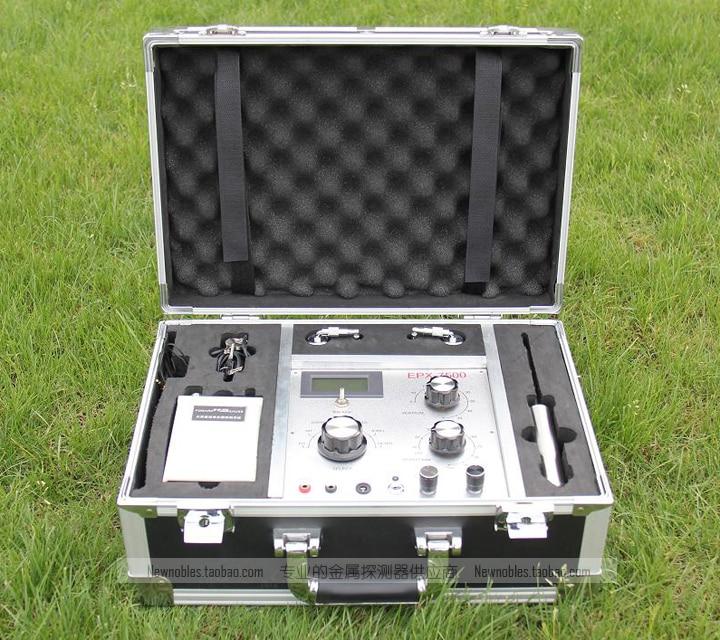 Symbool Van Het Merk Epx7500 Remote Scanning Instrument Voor Underground Metal Detector Prospectie Instrument Goud, Zilver En Koper Schat Finder Het Speeksel Verversen En Verrijken
