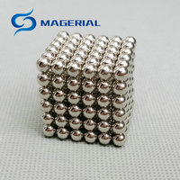 24 Pcs NdFeB Magnet Balls 8 Mm Diameter Strong Neodymium Sphere Permanent Magnets Rare Earth Magnets