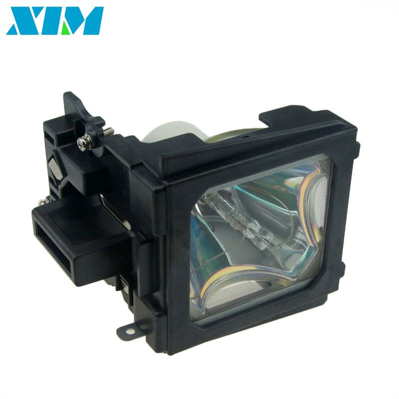 High Quality AN-C55LP/BQC-XGC55X/Replacement Compatible Projector Lamp with Housing for SHARP XG-C55 XG-C58 XG-C58X XG-C60/c68 an c55lp replacement projector lamp with housing for sharp xg c55 xg c58 xg c58x xg c60 xg c68