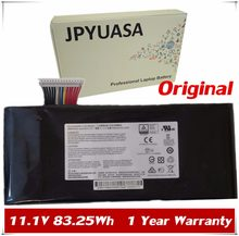 JPYUASA 11.1V 83.25Wh BTY-L77 Battery For MSI GT72 2QD GT72S 6QF GT80 2QE WT72 MS-1781 MS-1783 2PE-022CN 2QD-1019XCN 2QD-292XCN(China)