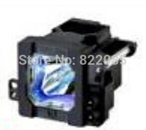 Hally&Son Compatible Projector Lamp Bulb PK-CL120E with housing for JVC HD-65DS8DDU hally