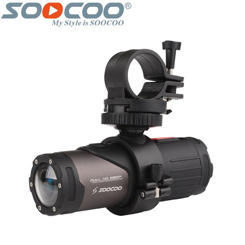 Prix pour D'origine SOOCOO S20WS D'action Caméra Wifi Sports Came Imperméable À L'eau 10 M Cam 1080 P Full HD Vélo Casque Mini Extérieure Sport DV
