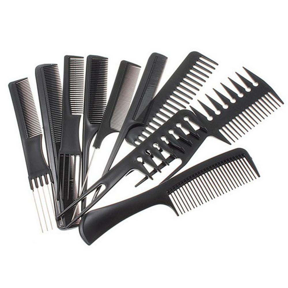 Professional Hair Comb Set 6