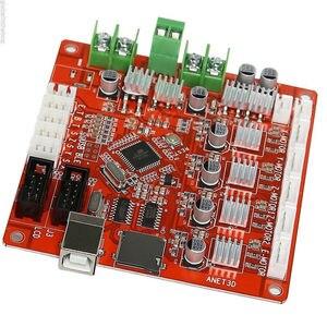 Image 3 - Anet A3 A6 A8 E10 E12 E16最新メインボード制御ボードa8プラスreprap Ramps1.4 2004/12864LCD 3dプリンタのマザーボードの部品